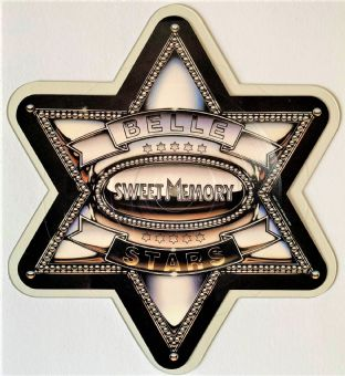 "Belle Stars (The) ‎- Sweet Memory (7"") (Shaped Picture Disc) (VG-/NM"